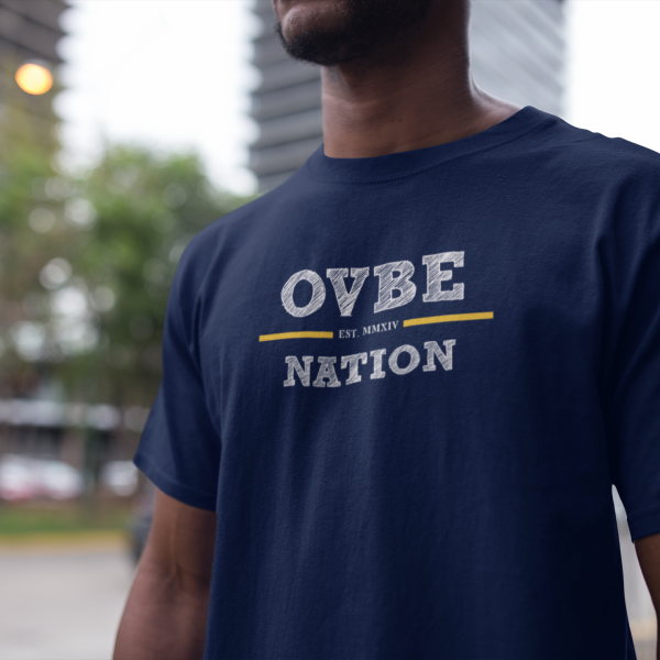 OVBE Nation Men's T-Shirt