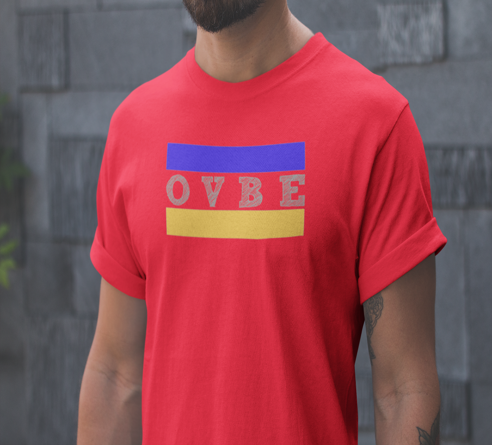 OVBE Classic Colors Men's T-Shirt