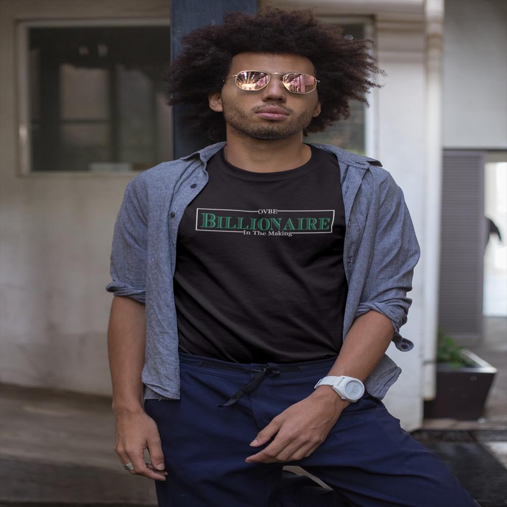 OVBE Billionaire Men's T-Shirt