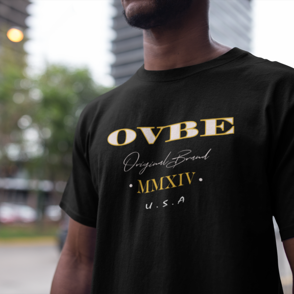 OVBE Original Brand Men's T-Shirt