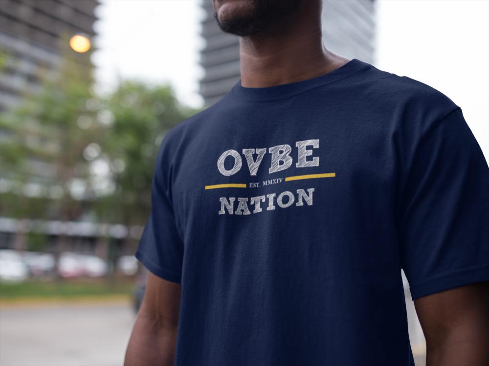 OVBE Nation Men's T-Shirt