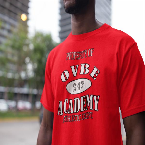 OVBE Academy Men's T-Shirt