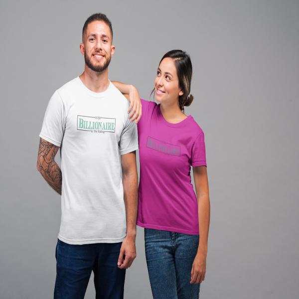 OVBE Billionaire Unisex T-Shirt