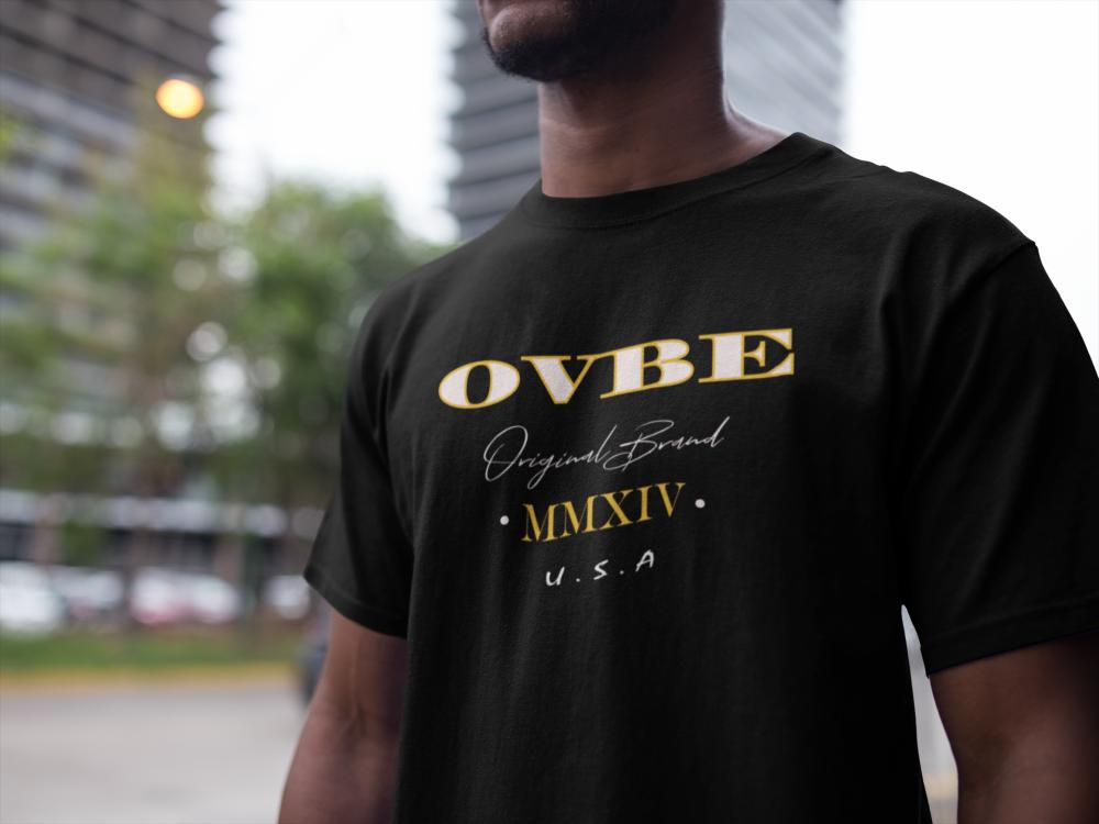 OVBE Original Brand Men's T-Shirt